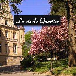 quartier bagnoles de l'orne Normandie